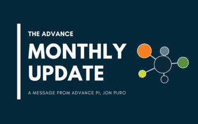 ADVANCE Monthly Update: August 2018
