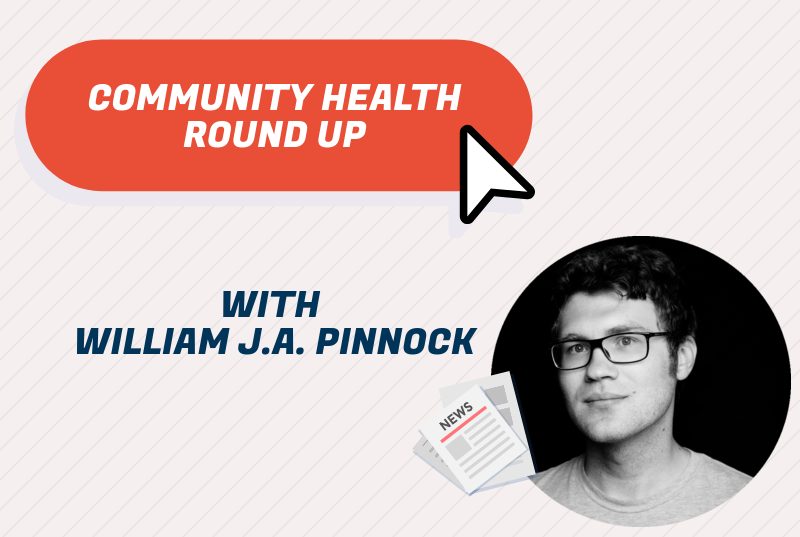 Community Health Round Up: Nov 12 – 16th
