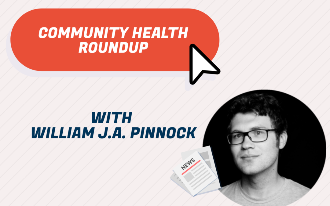 Community Health Roundup: May 13 – 18
