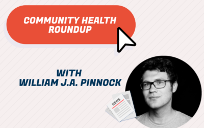 Community Health Roundup: Apr 8 – 13