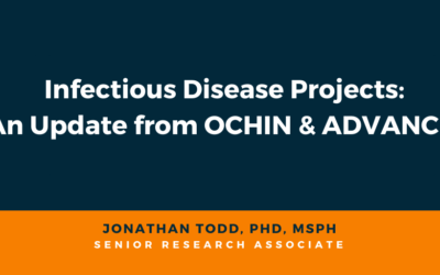 Infectious Disease Projects: An Update from OCHIN & ADVANCE